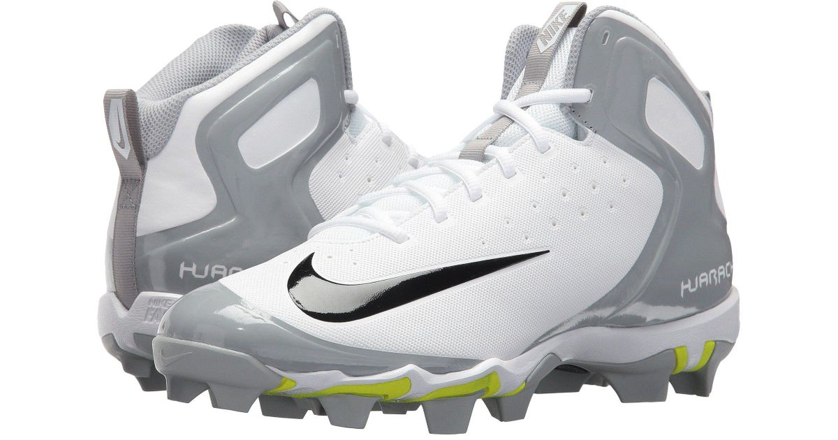 reputable site 3e9d6 a31d7 Lyst - Nike Alpha Huarache Keystone Mid in White for Men