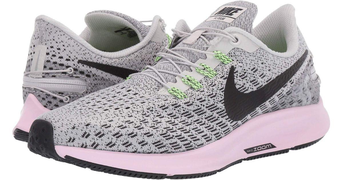43902c100b6ce Lyst - Nike Air Zoom Pegasus 35 Running Shoe in Gray - Save 1%