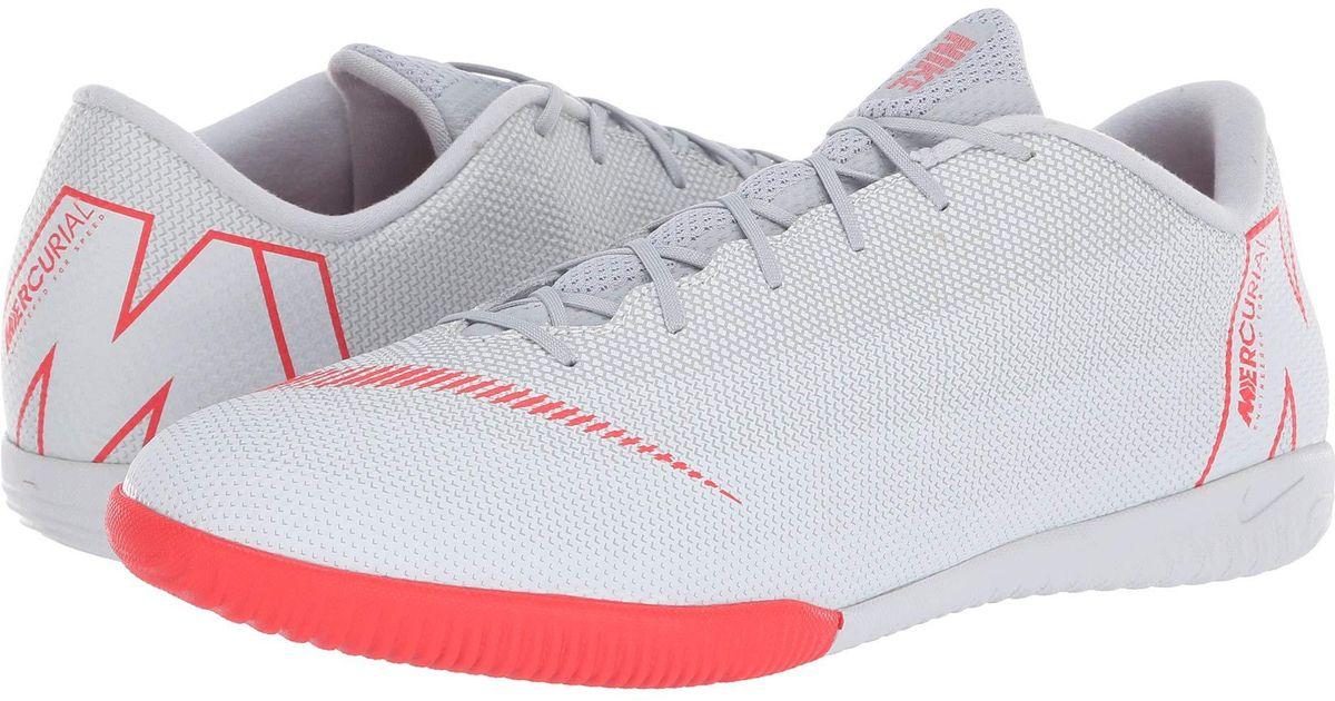 the best attitude ce54e 24471 Nike - Gray Vaporx 12 Academy Ic for Men - Lyst