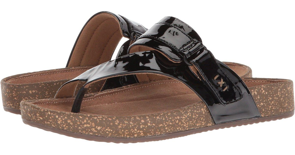 fd2cac327a7 Lyst - Clarks Rosilla Durham (light Gold Metallic Leather) Women s Shoes in  Black