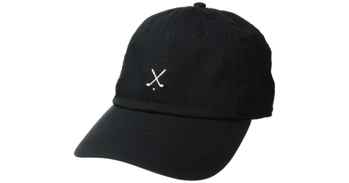 264abba9863 Lyst - Nike H86 Washed Cap (black) Caps in Black for Men