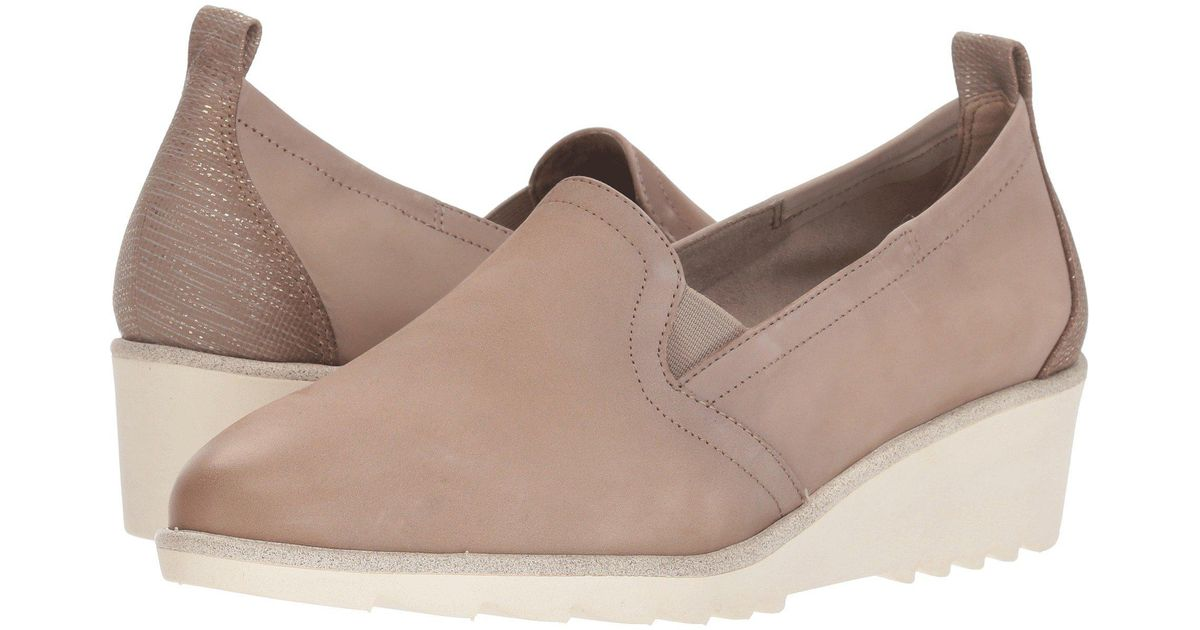 b02dae1b3e0 Lyst - Tamaris Gazoz 1-1-24715-20 (stone) Women s Slip On Shoes