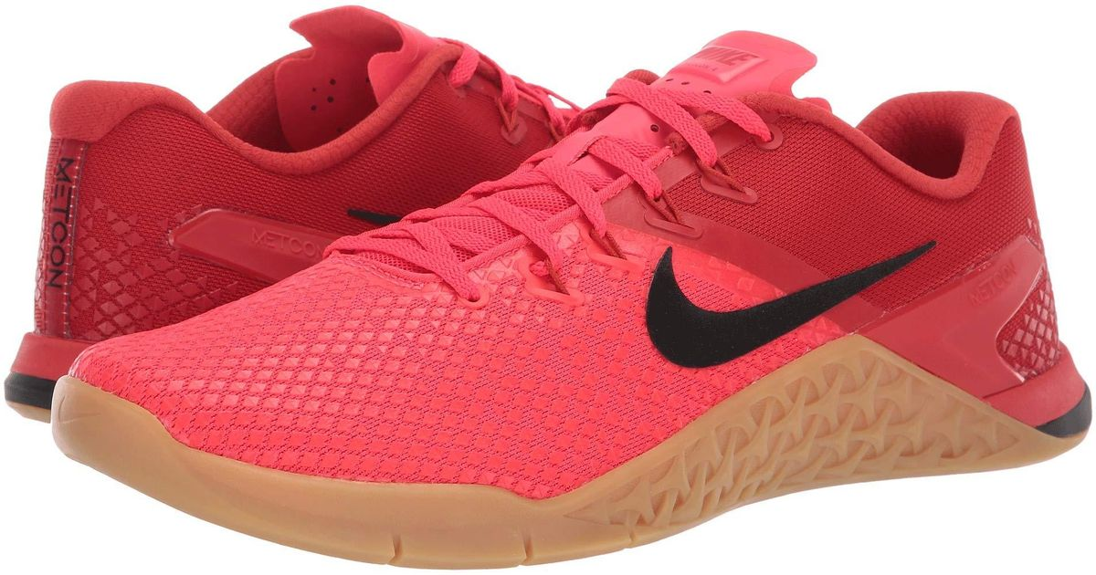 18bec6b9b3386 Lyst - Nike Metcon 4 Xd (sequoia university Red olive Canvas) Men s Cross Training  Shoes in Red for Men