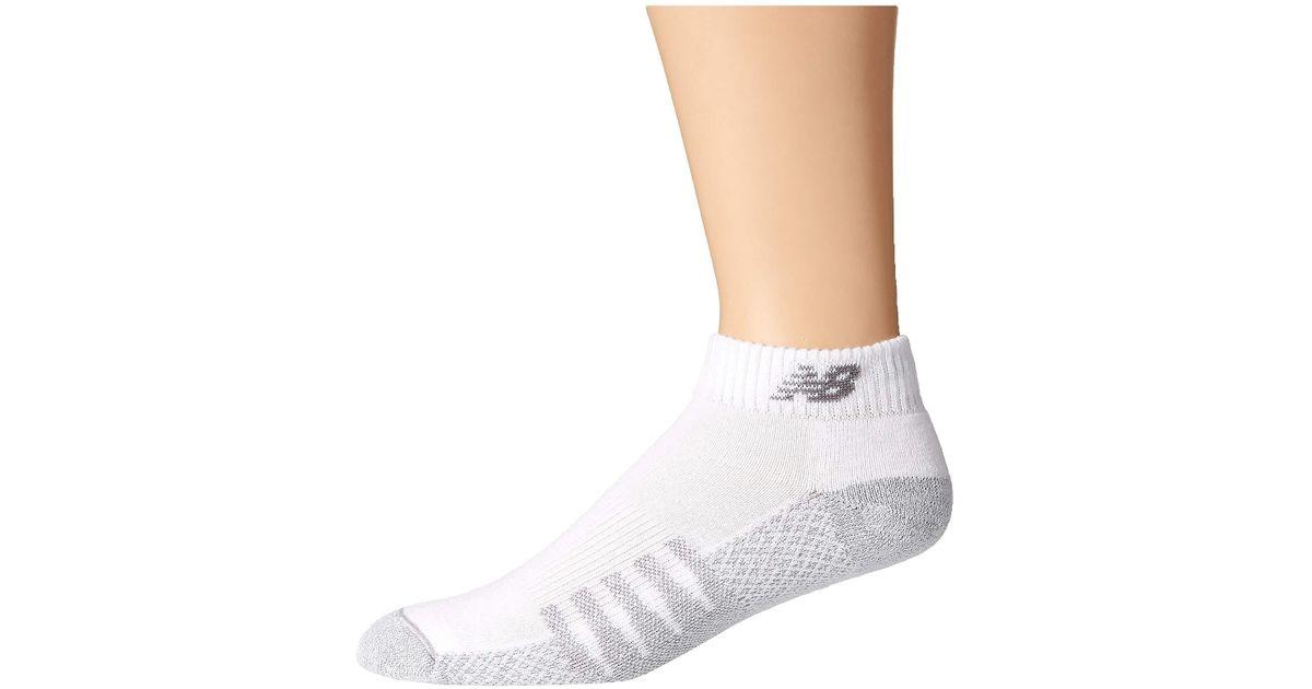 new balance socks mens white