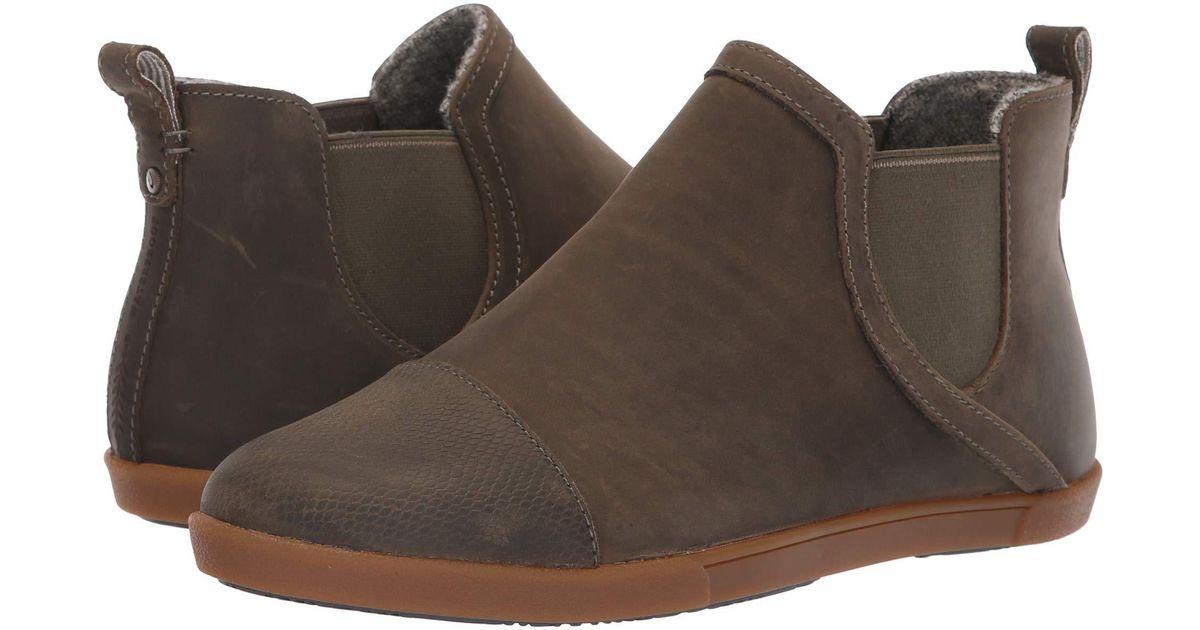 Lyst - Olukai Pumehana Hulu Wp (black black) Women s Shoes in Black bc0995232