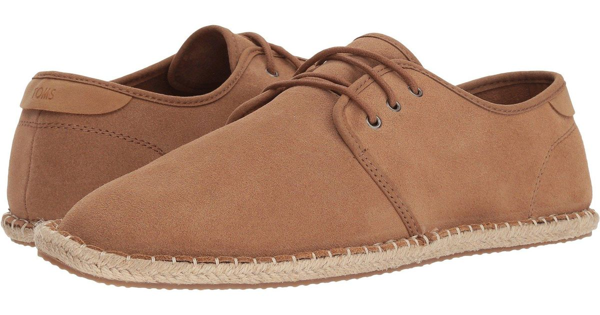 37a83eef3f9 Lyst - TOMS Diego in Brown for Men - Save 11%