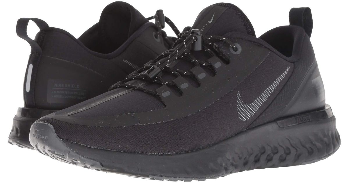 d46cb2d45861 Lyst - Nike Odyssey React Shield in Black - Save 13%