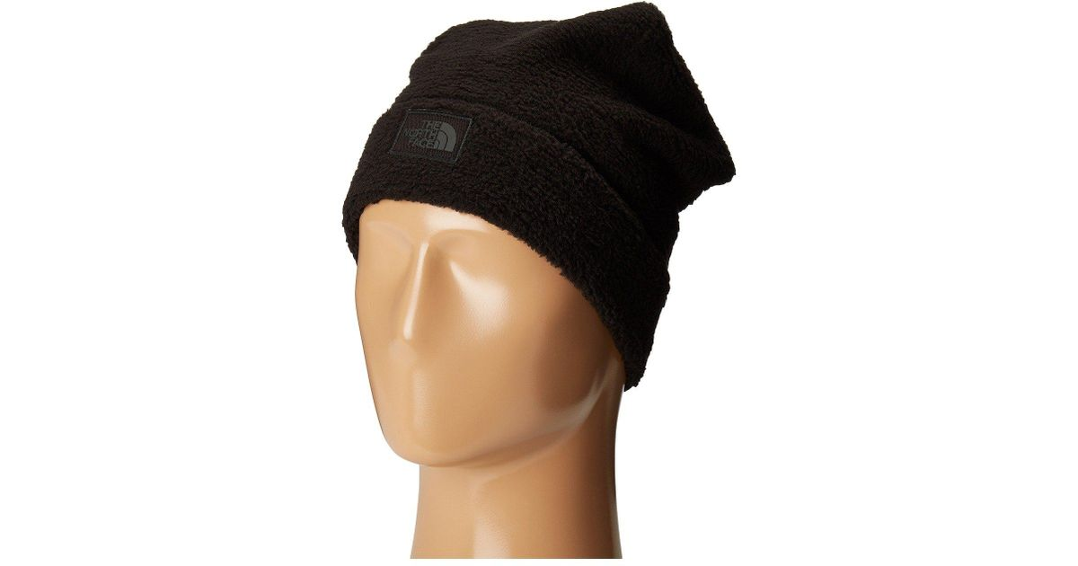 e73061e3036 Lyst - The North Face Sherpa Beanie in Black for Men