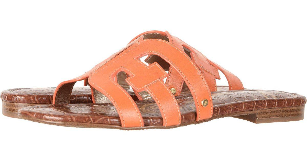 0069c215baa932 Lyst - Sam Edelman Bay Slide Sandal - Save 55%