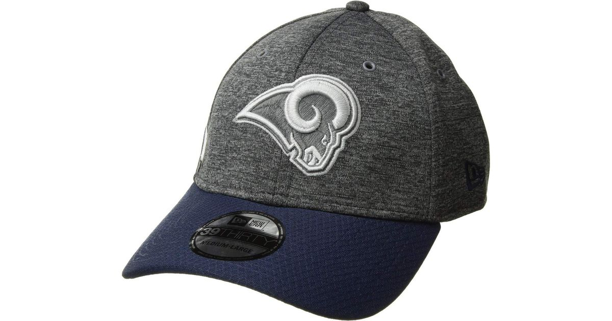596622aa6e38c Lyst - KTZ Los Angeles Rams 3930 Home (dark Grey) Baseball Caps in Gray for  Men