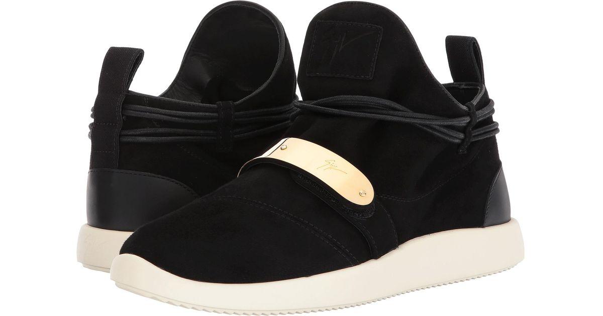 Giuseppe ZanottiSingle Low Top Sneaker ttWaa