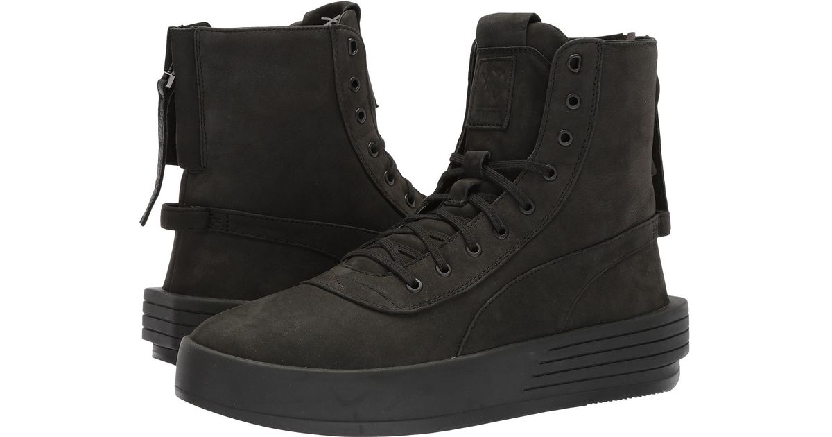 Lyst - PUMA X Xo By The Weeknd Parallel Sneaker Boots in Black for Men 73d3663f3