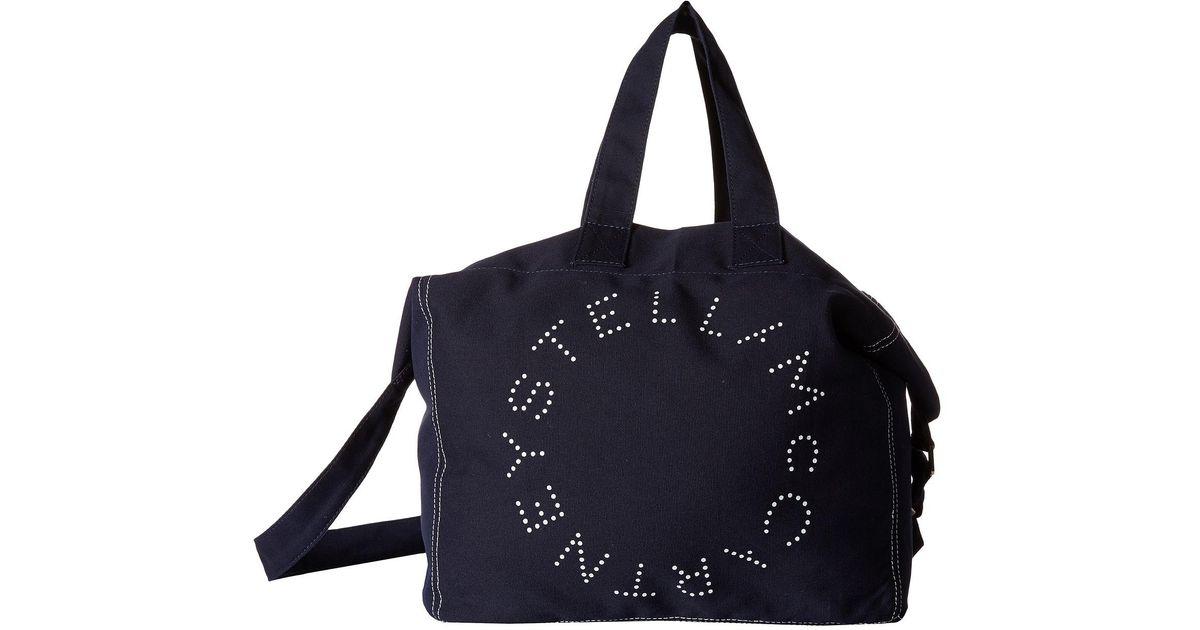 enjoy best price great deals 2017 hot-selling newest Stella McCartney Blue Beach Bag