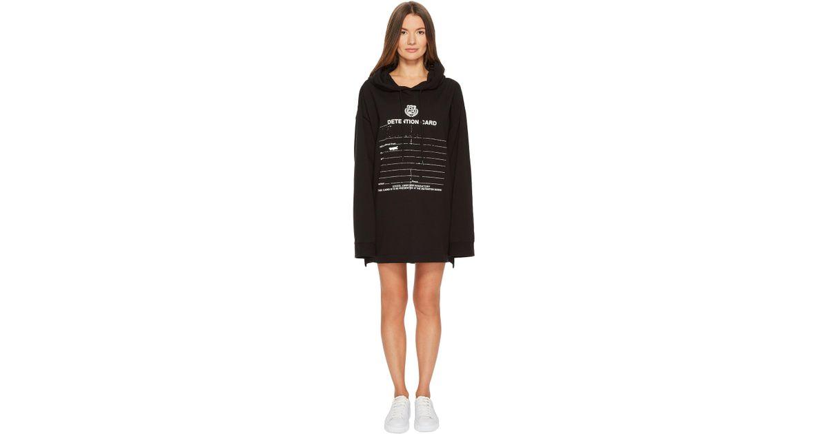 72e38719b4a Lyst - Puma X Fenty By Rihanna Long Sleeve Graphic Hoodie in Black