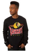 Mitchell & Ness The Chicago Blackhawks Sweatshirt