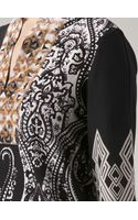 Etro Print Tunic Dress - Lyst
