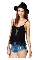 Nasty Gal Back At It Tank - Lyst