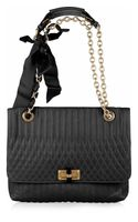 Lanvin Happy Medium Quilted Leather Shoulder Bag - Lyst