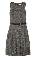 Michael by Michael Kors Cotton-blend Tweed Dress