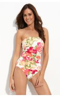 Tommy Bahama Bandeau Swimsuit