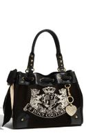Juicy Couture Scotty - Daydreamer Velour Tote - Lyst