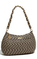 Eric Javits Squishee® Woven Chain Shoulder Bag