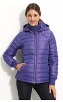 The North Face Totally Down Hooded Jacket - Lyst