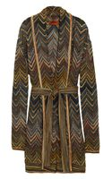 Missoni Eugenia Open-knit Cardigan