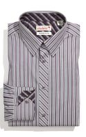 Ted Baker Stripe Dress Shirt