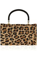 Marni Calf Hair Handbag