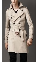 Burberry Classic Cotton Trench Coat