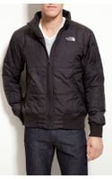 The North Face Boss Quilted Bomber Jacket - Lyst