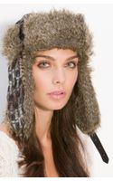 Big Buddha Ombré Tweed Trapper Hat