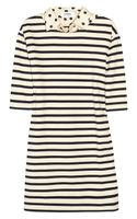 Sonia By Sonia Rykiel Striped Cotton Dress