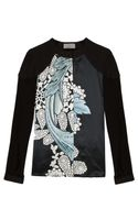 Preen Faithful Print Blouse - Lyst