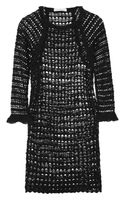 Etoile Isabel Marant Calice Crochetknit Cotton Dress