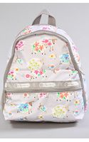 Lesportsac The Mini Basic Backpack in Bah Bah Sheep