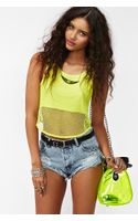 Nasty Gal Bandits Cutoff Shorts