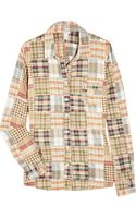 J.Crew Alexis Checked Cotton Shirt