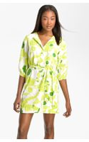 Diane Von Furstenberg Juliette Print Silk Dress