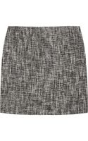 Theory Cosmita Tweed Mini Skirt - Lyst