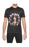 Givenchy Pin Up Slim Fit Jersey Tshirt - Lyst