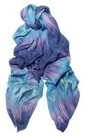 Matthew Williamson Printed Modal and Cashmere Blend Scarf