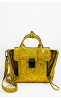 3.1 Phillip Lim Pashli Mini Leather Satchel