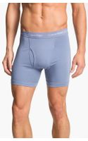 Calvin Klein Stretch Cotton Boxer Briefs