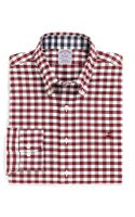 Brooks Brothers Non-Iron Regular Fit Oxford Sport Shirt