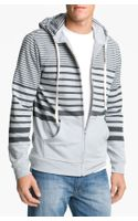 Public Opinion French Terry Zip Hoodie - Lyst