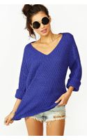 Nasty Gal Sydney Knit
