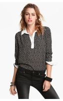 Free People Pony Print Shirt