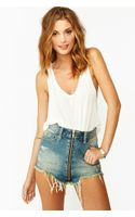 Nasty Gal Drifter Cutoff Shorts